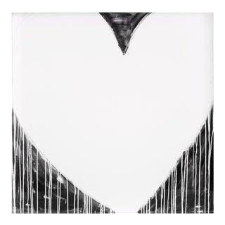 """Pure Love Block of Love"" Original Collage"