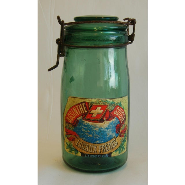 1930s French Canning Preserve Jars - Set of 3 - Image 5 of 8