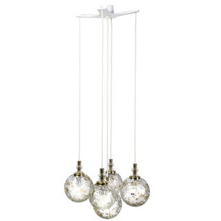 Doria Glass Balls Ceiling Pendant For Sale