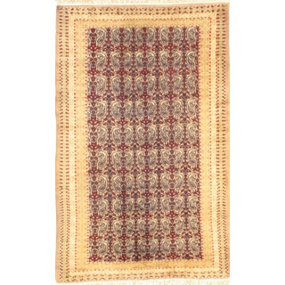 """Pasargad N Y Pak Bokhara Hand-Knotted Rug - 3'2"""" × 5'2"""" For Sale"""