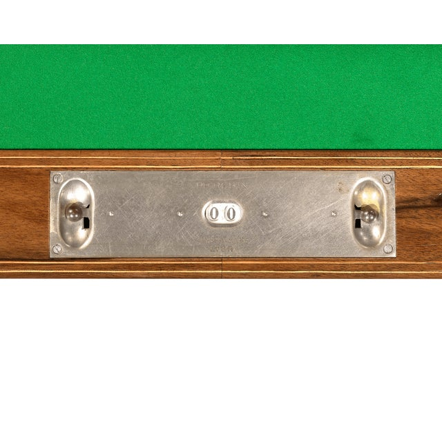 French Gothic Revival Billiard Table For Sale - Image 5 of 8