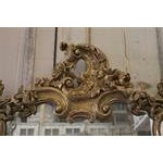 20th Century Giltwood French Mirror For Sale - Image 4 of 6