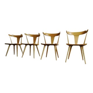 Vintage Paul McCobb Planner Group Chairs - Set of 4 For Sale