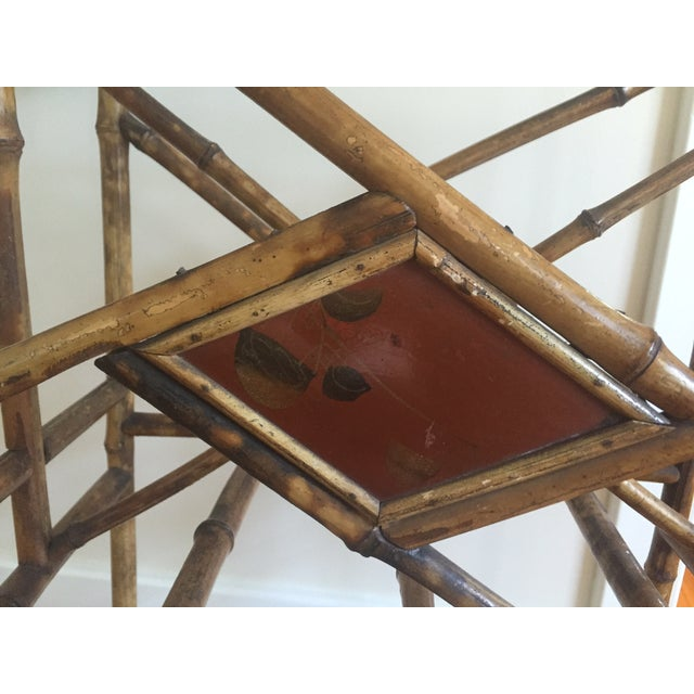 1880s French Bamboo Umbrella Stand - Image 4 of 7