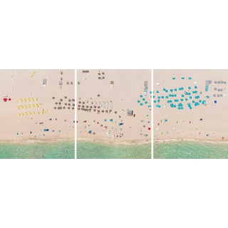"""""""AV_Miami_III_003"""" Contemporary Photograph Fine Art Triptych Print by Bernhard Lang - Set of 3 For Sale"""