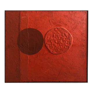 Abstract Painting by Al Corchia For Sale