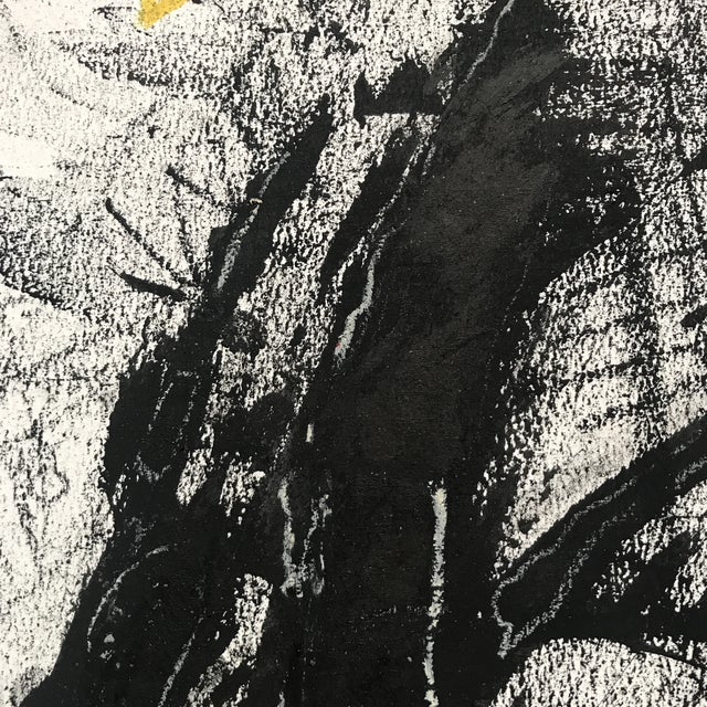 Walking Man Abstract Painting For Sale - Image 9 of 12