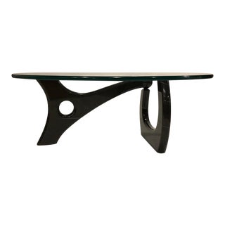 Post Modern Marble Cocktail Table by Richard Himmel For Sale