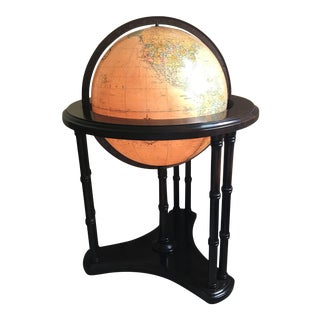 Vintge Replogle Heirloom Globe