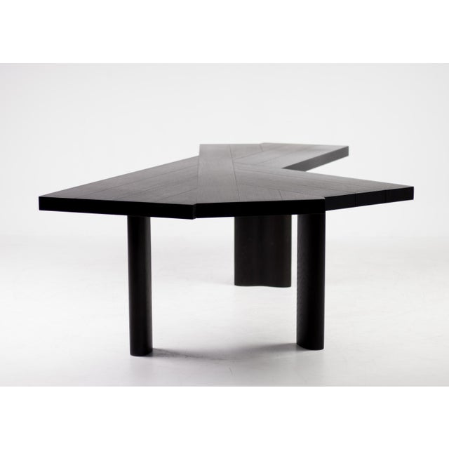 2000s Oak Table by Charlotte Perriand for Cassina For Sale - Image 5 of 12