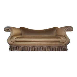 King William IV Sofa From Baker's Stately Homes Collection For Sale