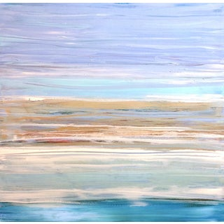 'Endless Summer' Original Abstract Painting by Linnea Heide For Sale