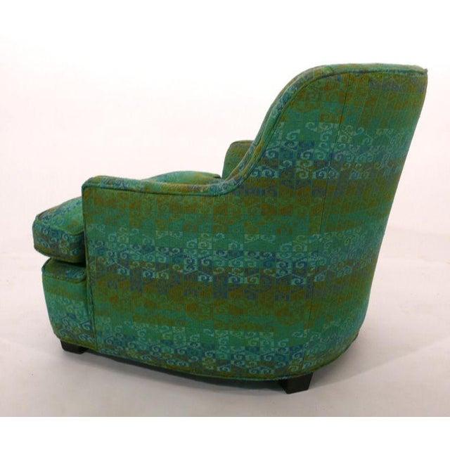 Edward Wormley Diminutive Edward Wormley Dunbar Club Chairs For Sale - Image 4 of 7