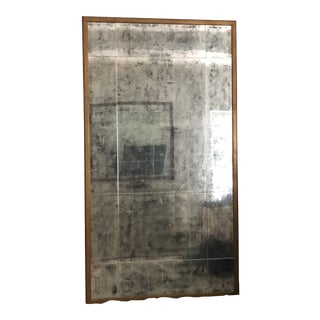 John Richard Gold Antiqued Mirror XL For Sale