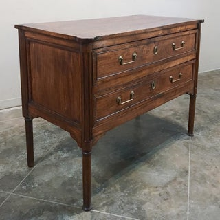 19th Century Country French Fruitwood Directoire Commode Preview