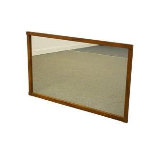 Stanley Furniture Italian Mediterranean Style Dresser / Wall Mirror For Sale