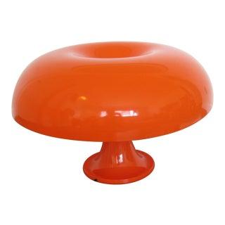 2008 Artemide Nesso Lamp in Orange For Sale