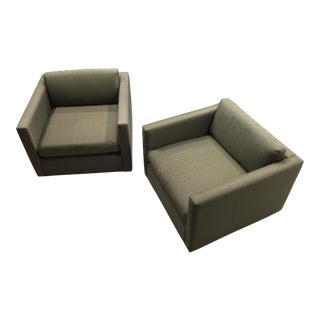 Knoll - Vintage Pfister Lounge Chairs- a Pair For Sale
