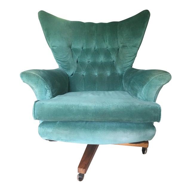 Mid-Century G-Plan Blofeld 6250 Lounge Chair - Image 1 of 8