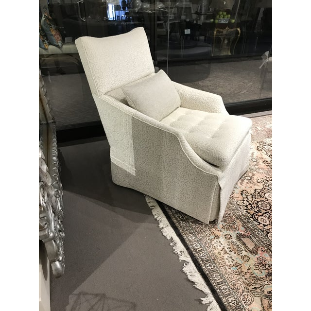 Henredon Occasional Chair For Sale In Detroit - Image 6 of 6
