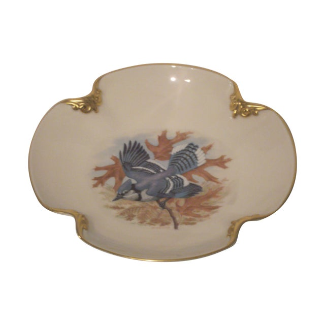 Pickard China Hand Decorated Gold Gilt Bowl - Image 1 of 7