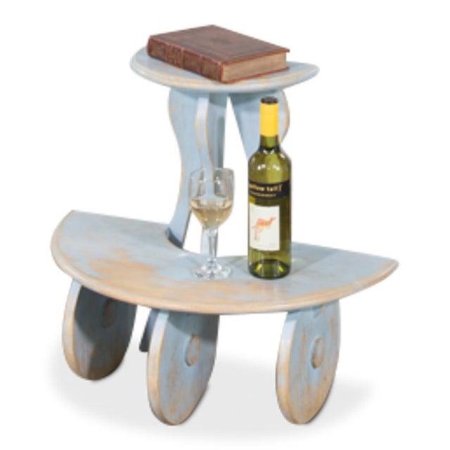 Sarreid Ltd Demilune Side Table - Image 5 of 5