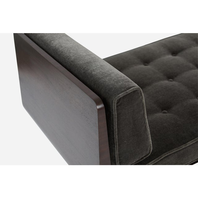 Dunbar Furniture Chaise Longue by Edward Wormley for Dunbar For Sale - Image 4 of 6