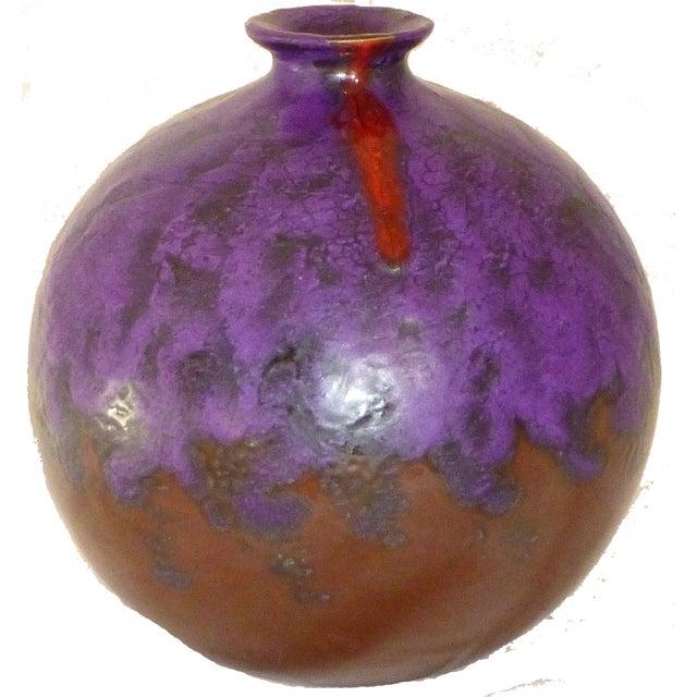 Rosenthal Netter Italian Pottery Vase - Image 3 of 6
