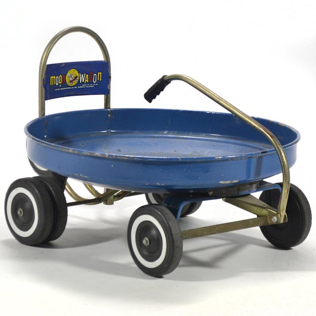Moon Wagon Riding Wagon Toy by Big Boy - Image 2 of 8