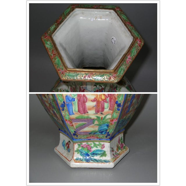 19th Century Chinese Famille-Rose Porcelain Vase - Image 8 of 10