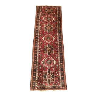 "Yamaleh Persian Runner Tribal Rug - 2'1""x6'2"""