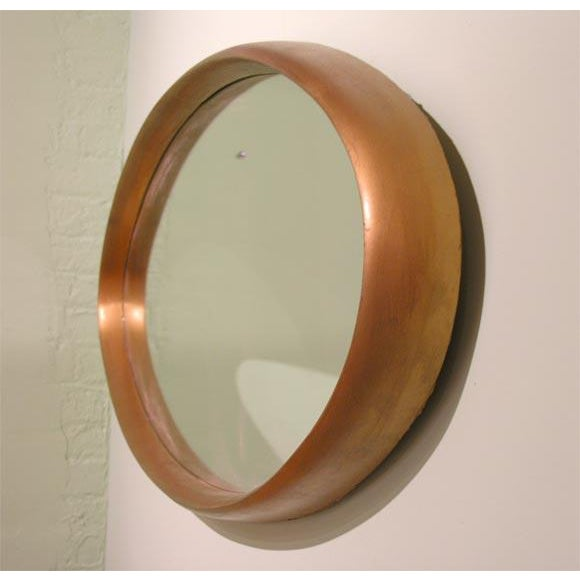 La Barge La Barge Gilt Wood Oval Mirror For Sale - Image 4 of 7