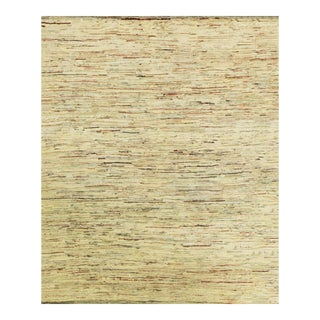 Contemporary Hand Woven Rug - 4'11 X 5'6 For Sale
