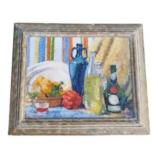 Impressionist Still Life For Sale