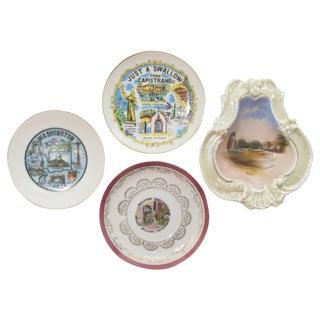 Travel Souvenir Collection, Set of 4 For Sale