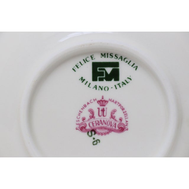 Ristorante San Marino Porcelain Ashtray - Image 6 of 6