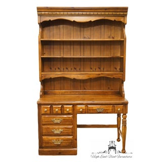 Thomasville Furniture Pine Manor Student Desk with Bookcase Hutch 8311-615 Preview