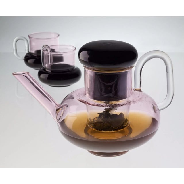 Abstract Tom Dixon Bump Teapot For Sale - Image 3 of 4