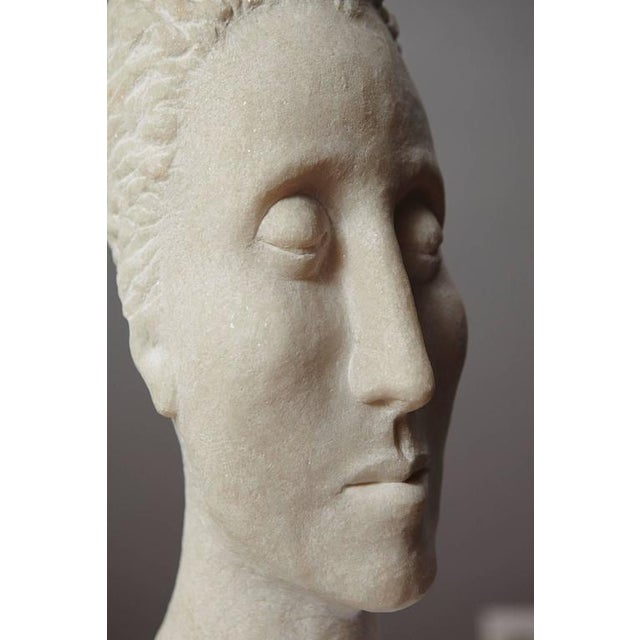 Dolores Singer, Head II, 1993 For Sale - Image 9 of 11