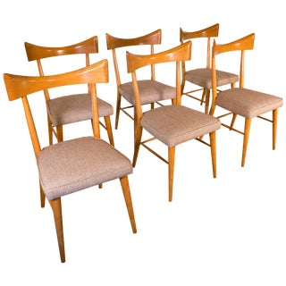 Set of Six Paul McCobb for Planner Group Dining Chairs For Sale