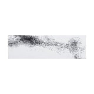 """Jaanika Peerna """"Storm Series Horizontal 8"""", Drawing For Sale"""