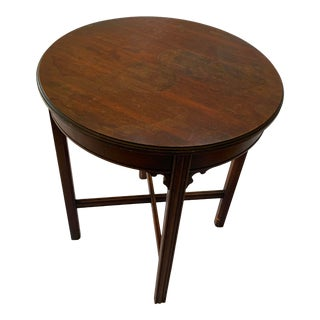 Vintage Mid-Century Modern Imperial Furniture Company Accent Table For Sale