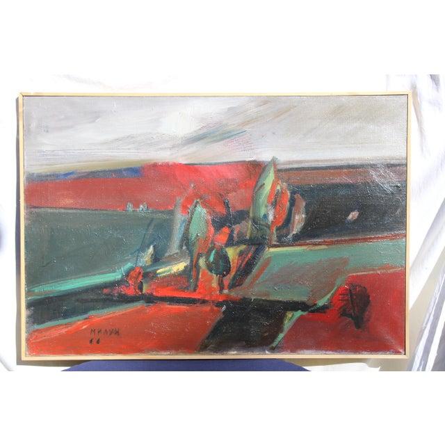 "Milun Mitrovic Belgrade, Yugoslavian Artist Title, ""Vece"" Milun Mitrovic was a Serbian artist born on December 15, 1922 in..."