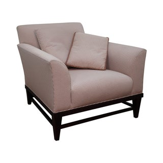 Baker Barbara Barry Collection Lounge Chair For Sale