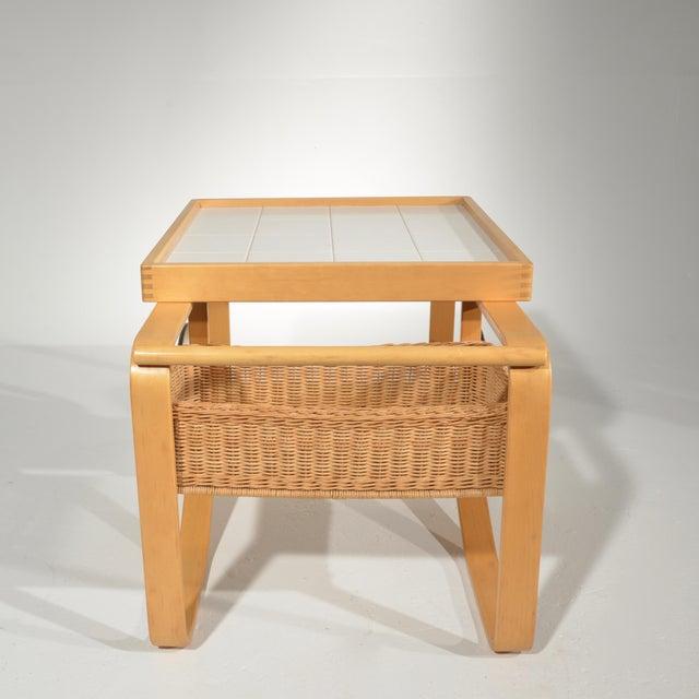 Alvar Aalto for Artek Tea Cart Model 900 For Sale - Image 10 of 13
