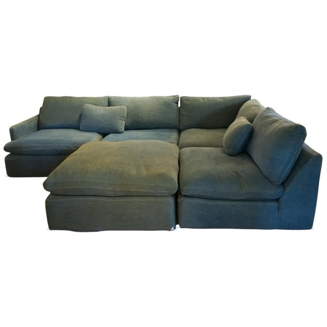 2010s Timothy Oulton Modular Sofa For Sale - Image 5 of 5