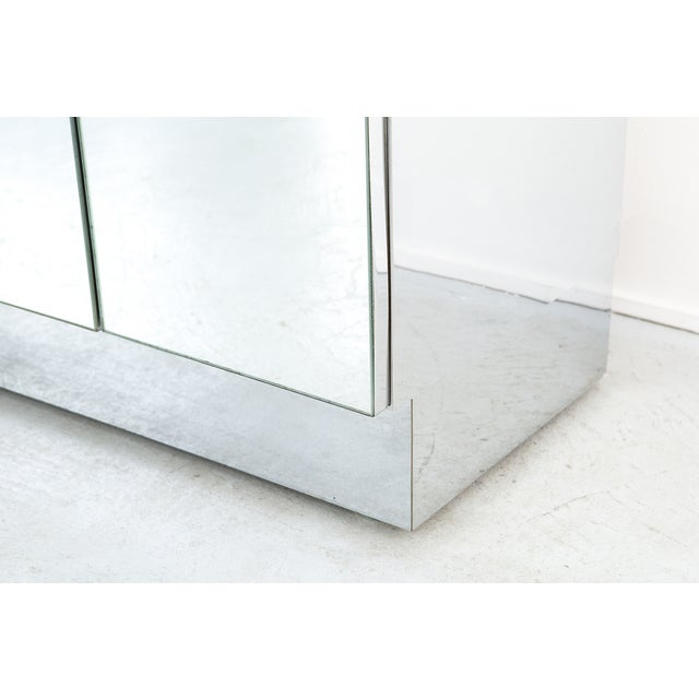 Mirrored Bar Stand - Image 9 of 10