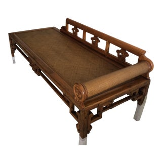 Early 20th Century Chinese Daybed