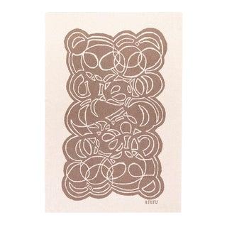 Maison Leleu - Interlaces Cashmere Blanket, 51' X 71' For Sale