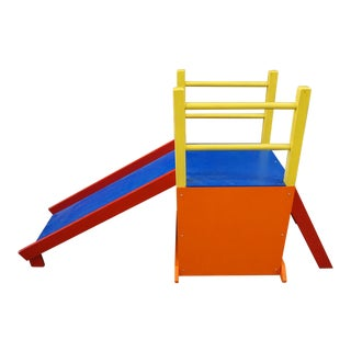 Childrens Slide by Creative Playthings For Sale